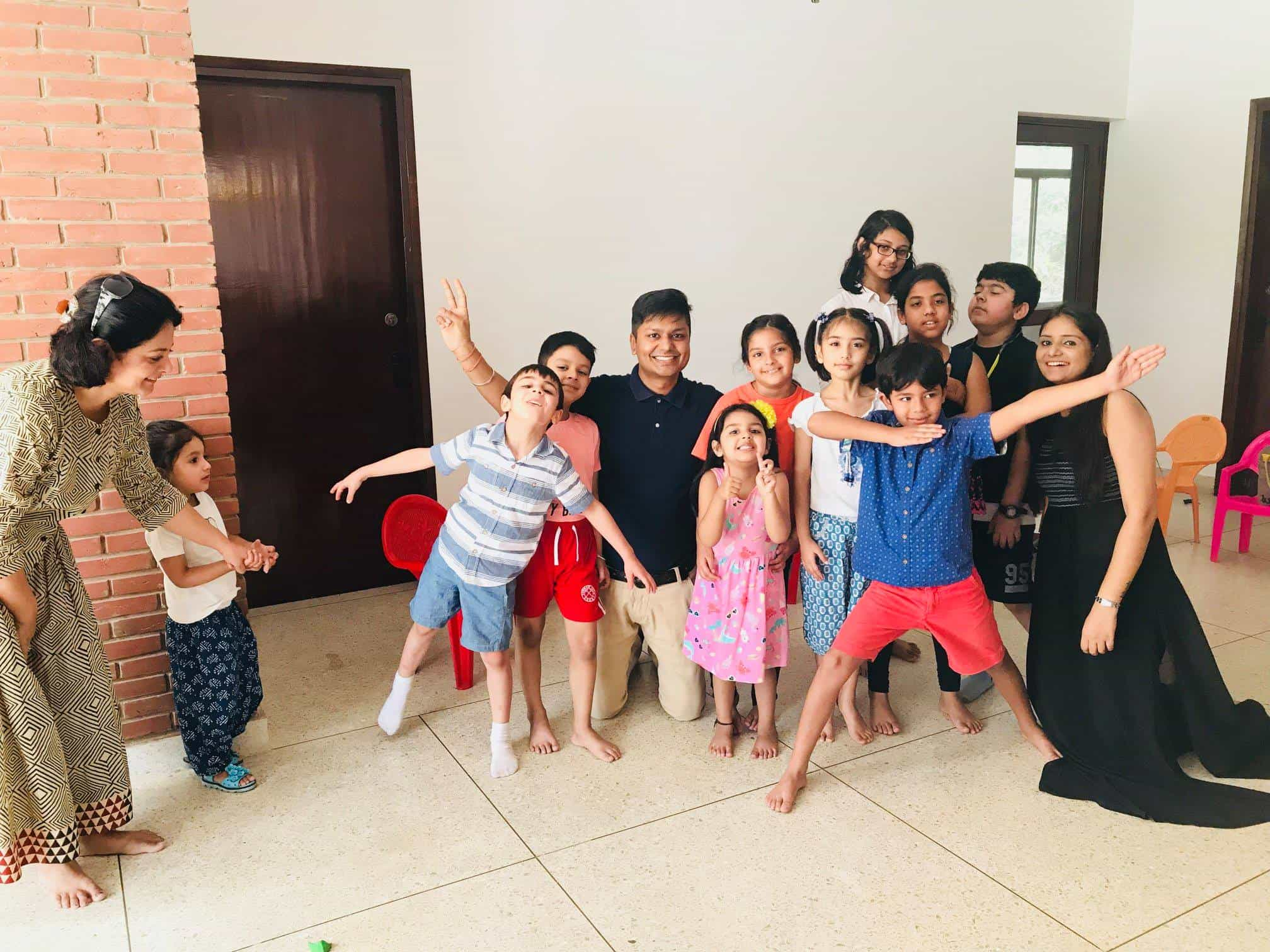 """I Am Joy"" Workshop – Delhi (2018)"