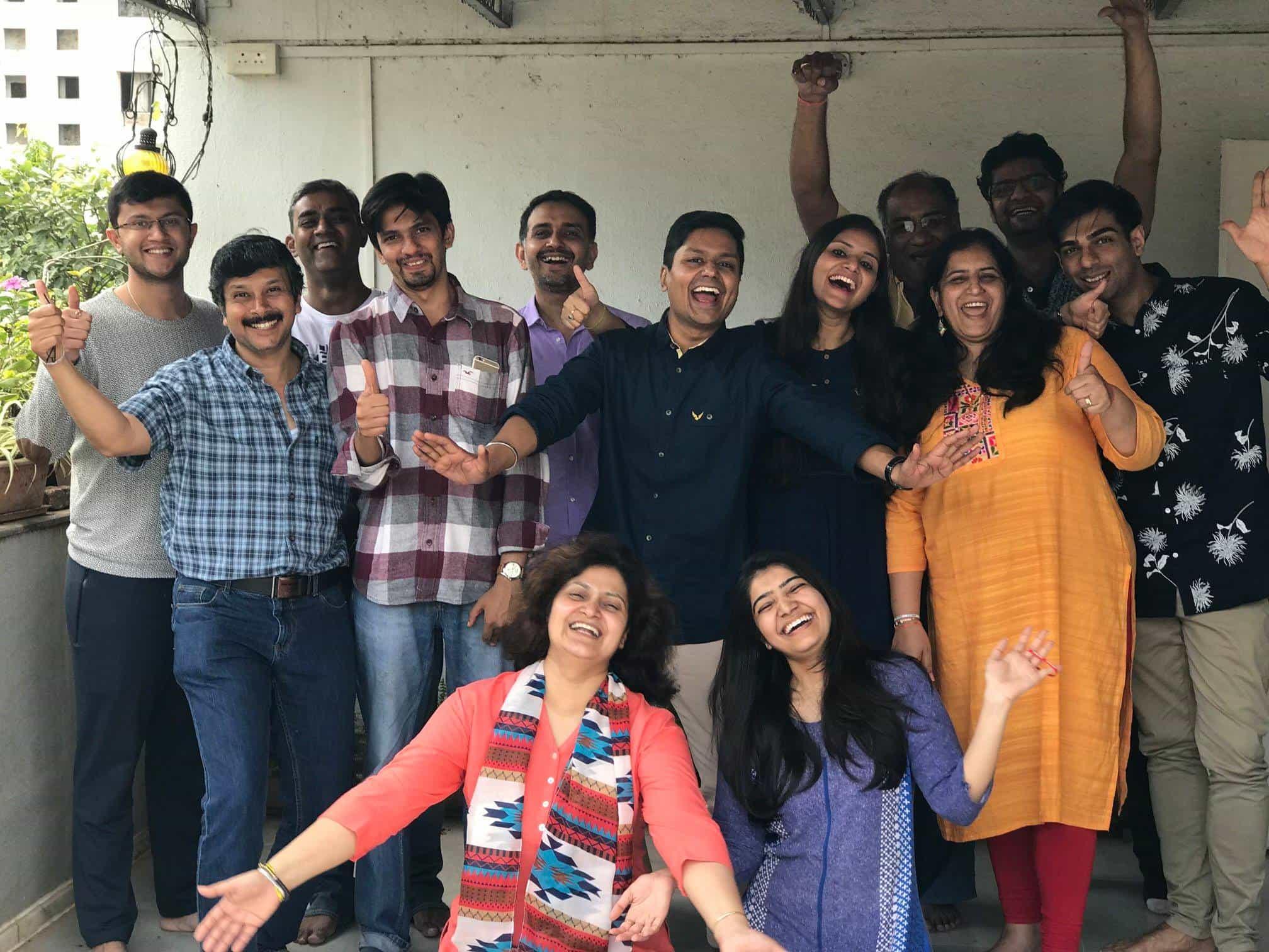 Opening Doors to Abundance Workshop – Pune (2018)