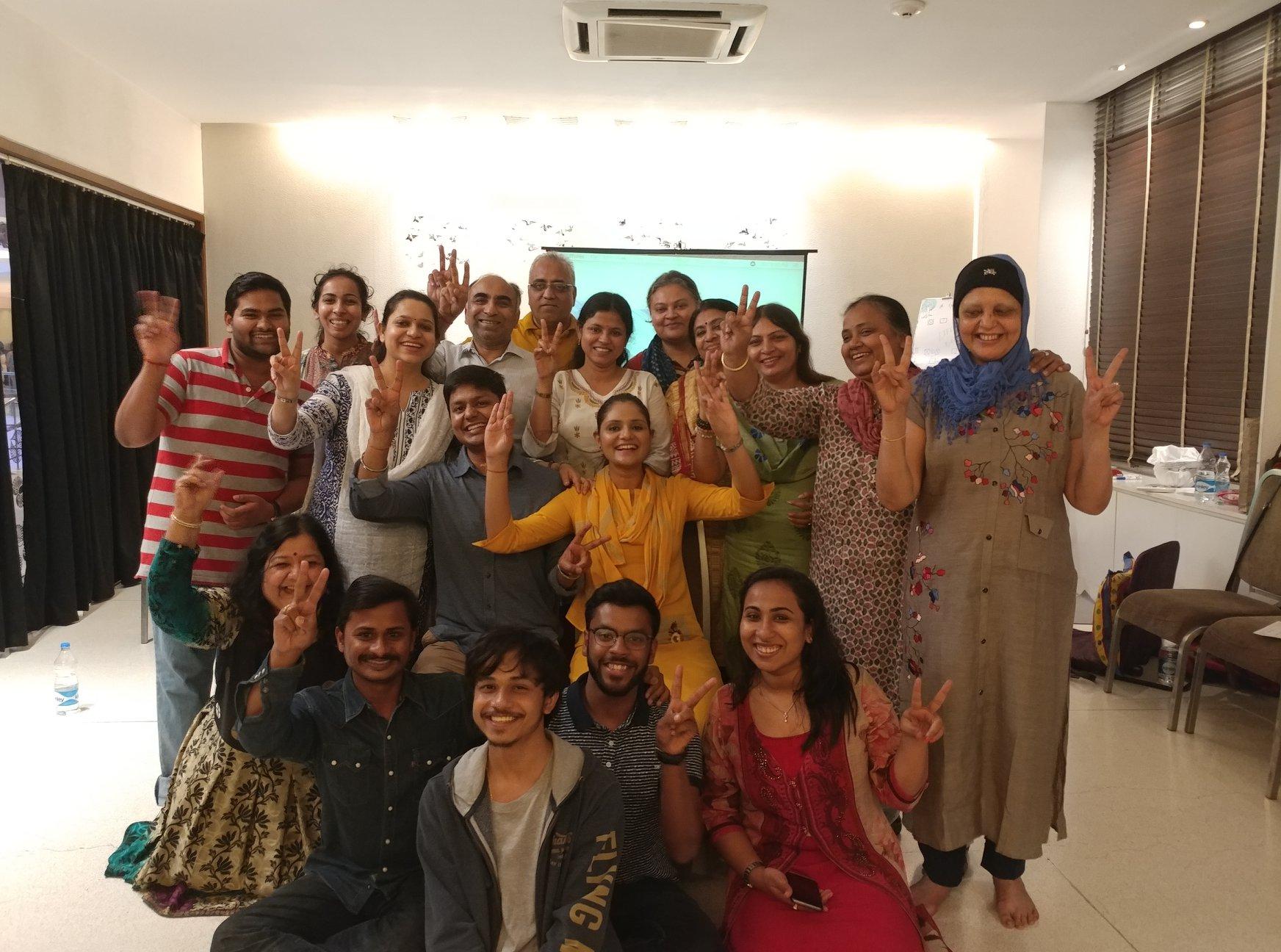 Family Constellation Workshop-Kolkata (2018)