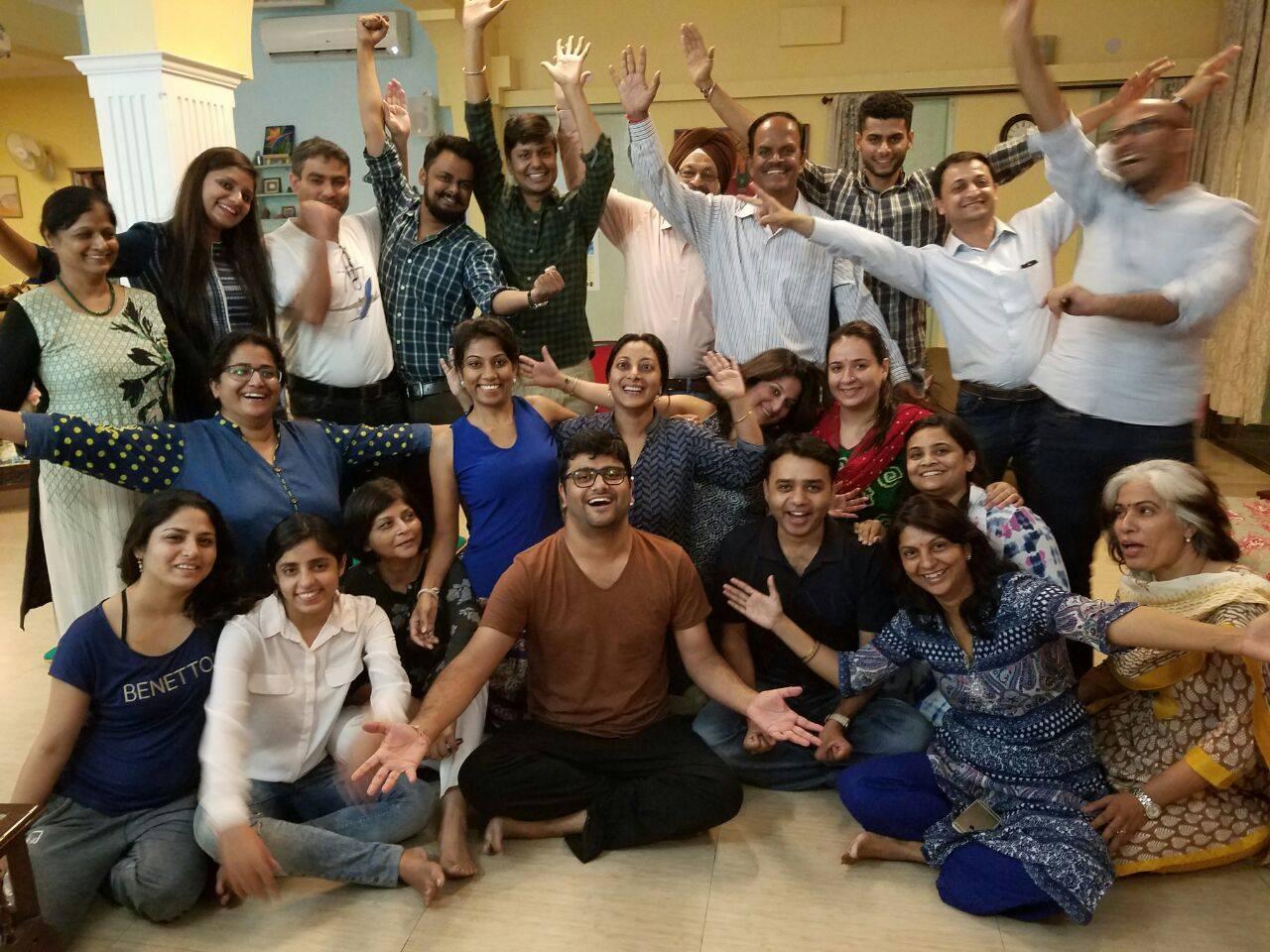 Inner Child Healing Delhi (2016)