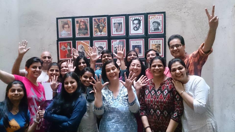 Inner Child Healing Workshop-Delhi (2015)