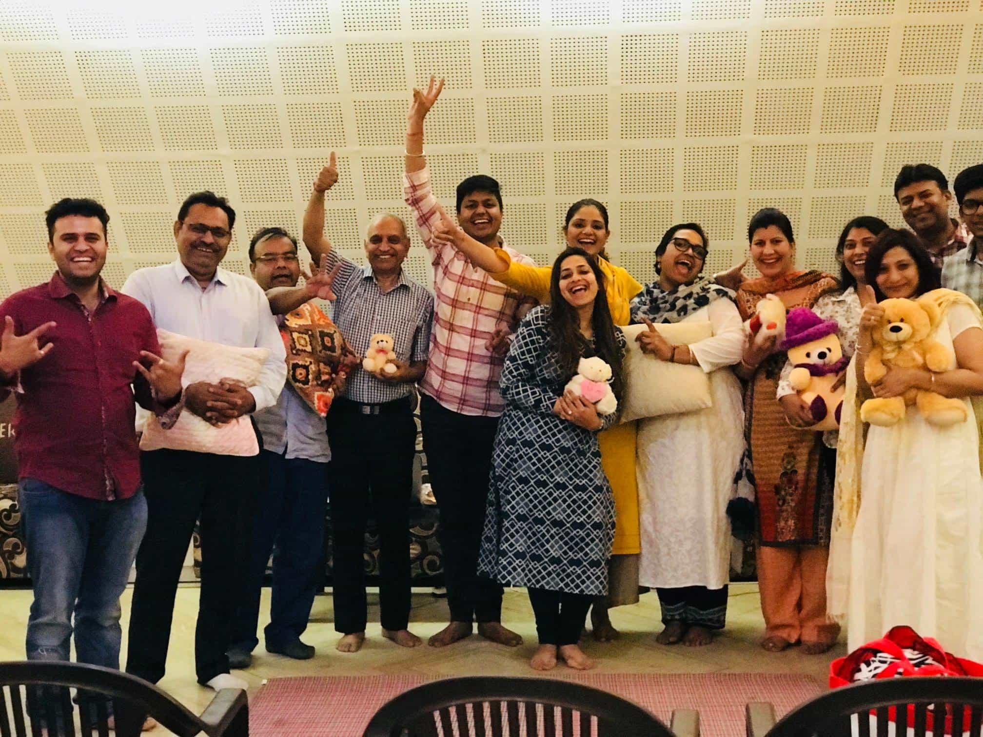 Inner Child Workshop – Ludhiana (2018)