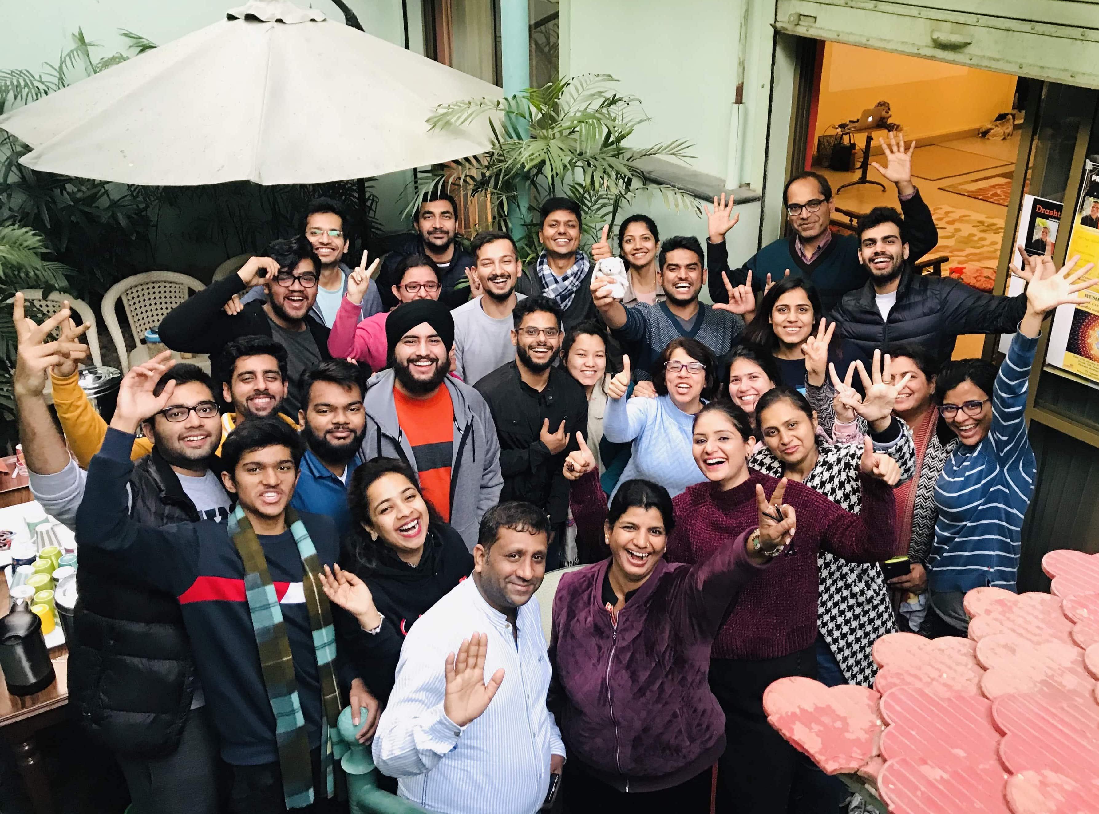 Inner Child Workshop – Delhi (2019)