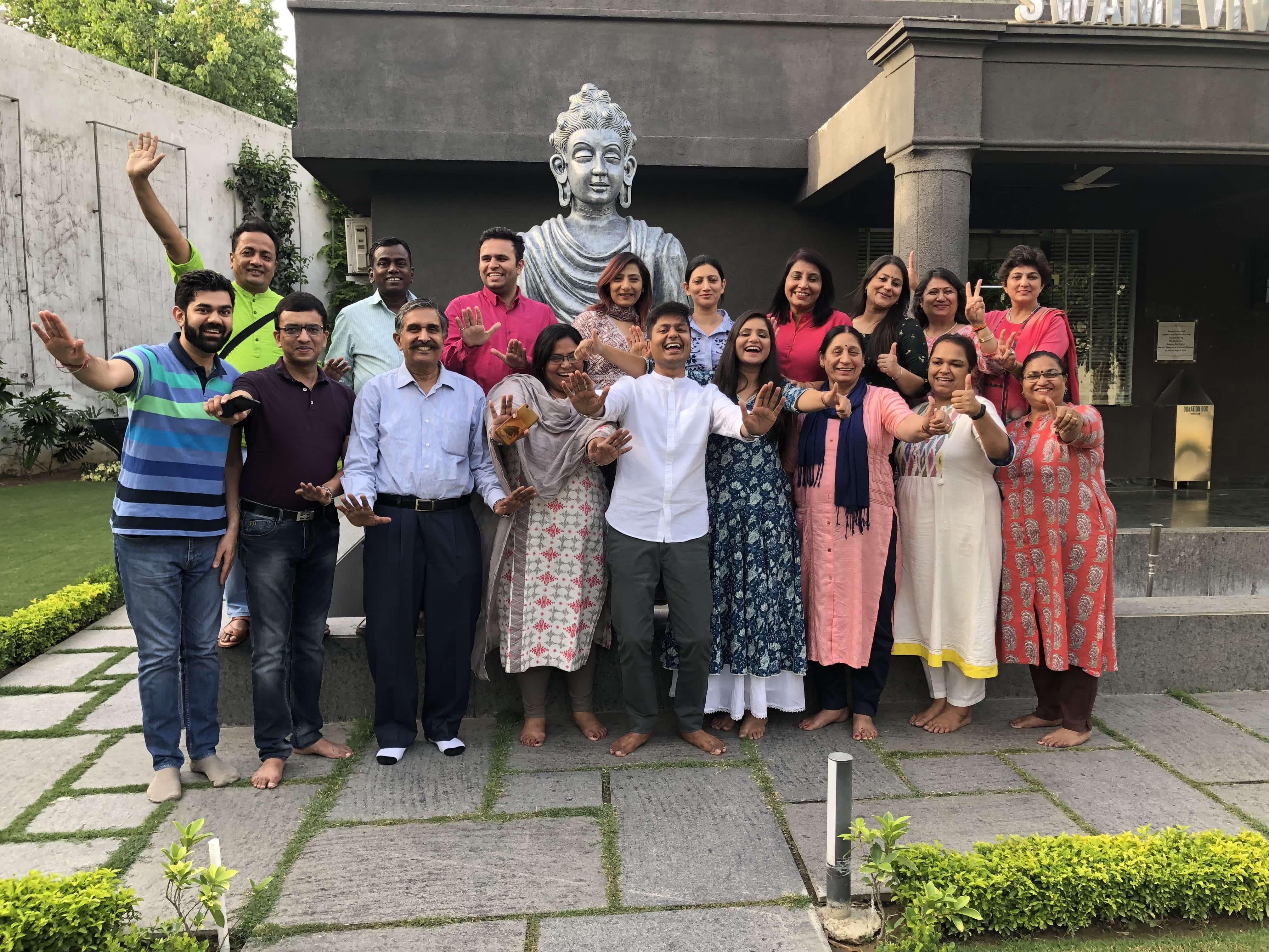 Family Constellation and Transgenerational Healing – Ludhiana (2019)